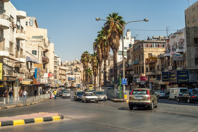 Akel Biltaji, Mayor of Amman, Discusses the Importance of Action on Climate Change