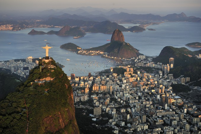 Rio de Janeiro Mayor Eduardo Paes discusses local climate initiatives