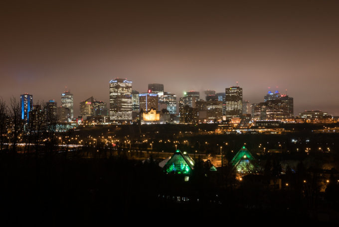 Edmonton Declaration Announcement