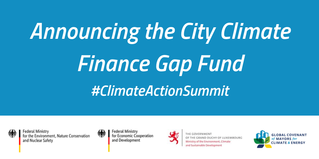 The City Climate Gap Fund